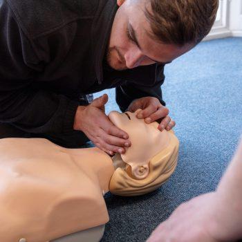 GWO First Aid Training