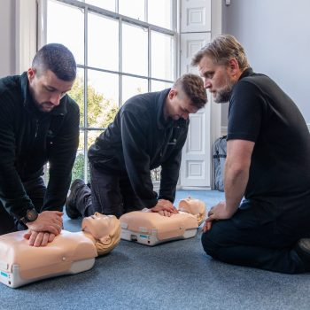 GWO First Aid Refresher Course