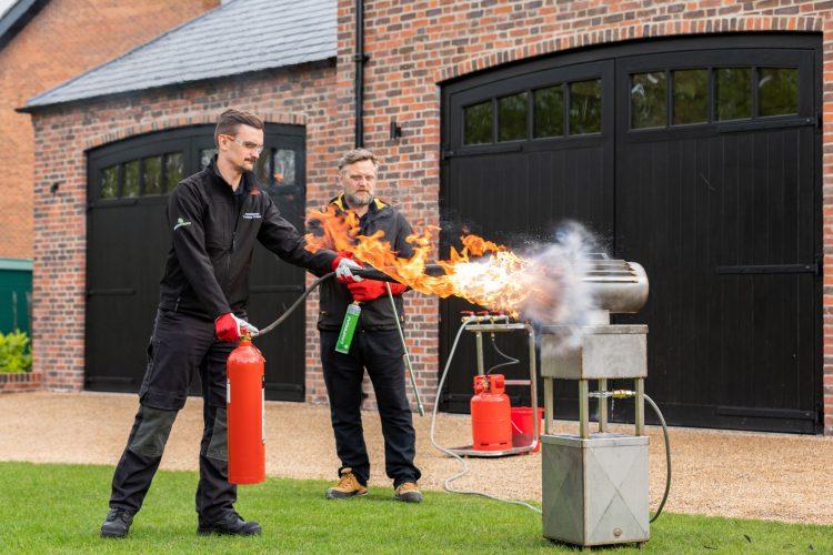 GWO Fire Awareness Course