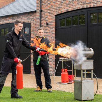 GWO Fire Awareness Course