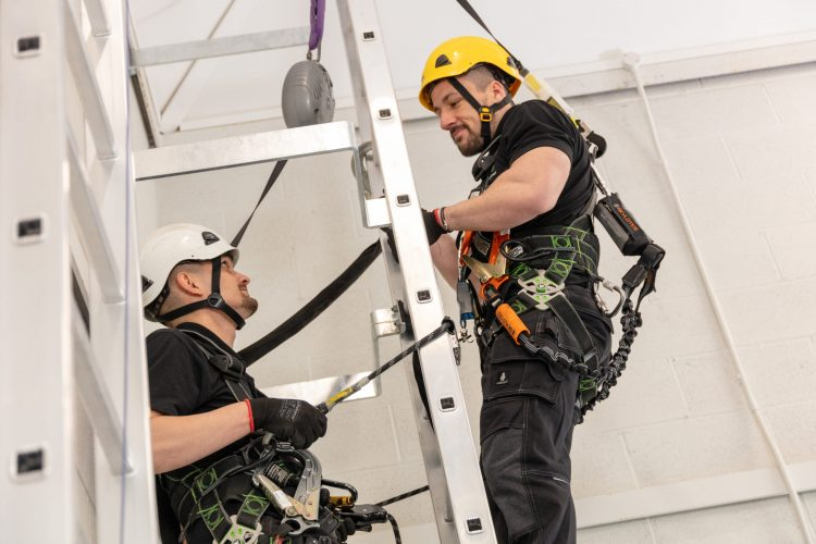 GWO Working at Height Course