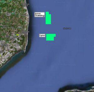 Lynn and Inner Dowsing Locations