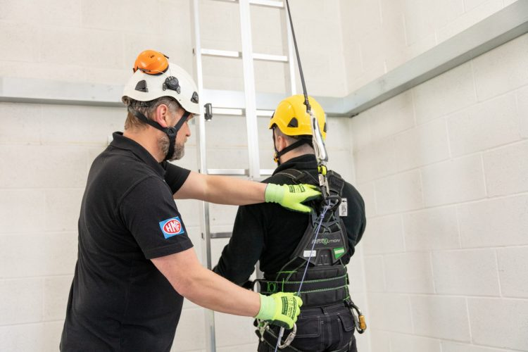 GWO Working at Heights Course